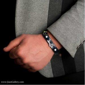 دستبند چرم جان منست او