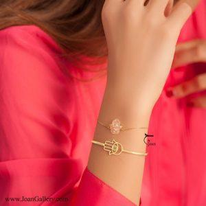 دستبند اوپال فاطیما هند با زنجیر