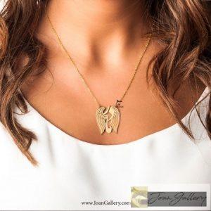 گردنبند مادر فرشته