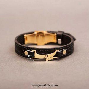 دستبند چرم پدر