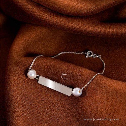 دستبند تابان با زنجیر
