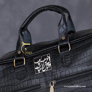 کیف چرم اداری چون جان و خوشتر از جان